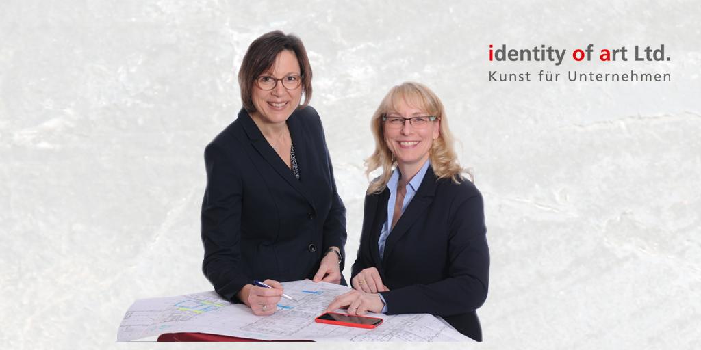 Petra Obermayr und Carola Simon beraten Sie gerne