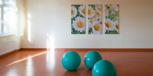 Fotodrucke - Asklepios Klinik Altona - Gymnastikraum