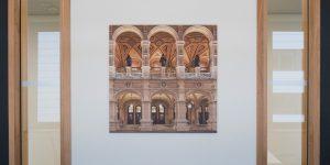 Fotodruck Motiv Wien für tesa SE