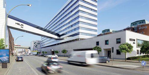 Gebäude der HELM AG, Hamburg