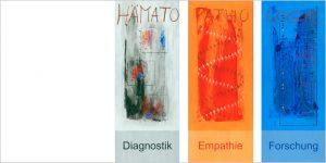 Gemälde - Institut für Hämatopathologie Hamburg - Künstlerin Meike Kohls - DIAGNOSTIK EMPATHIE FORSCHUNG