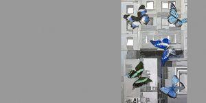 Gemälde Lepidoptera von Uwe Fehrmann