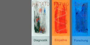 Gemälde - Projekt Institut für Hämatopathologie Hamburg - Künstlerin Meike Kohls - Diagnostik - Emphathie - Forschung