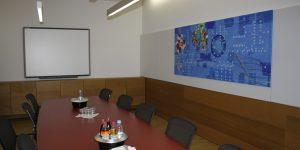 Gemälde von Meike Kohls für Besprechungsraum