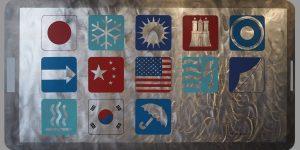 Gemälde App Abschirmung von Meike Kohls für tesa SE
