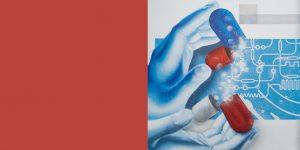 Graffiti - Thema Pharma 2 - Künstler Vaine Sascha Siebdrat