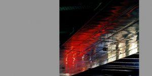 Lichtinstallation Licht I von Günter Ries