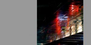 Lichtkunst Licht III von Günter Ries