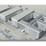 Neubau tesa SE, Norderstedt - Entwurfsansicht