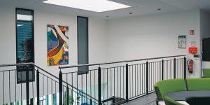 Gemälde von Uwe Fehrmann für Ammeraal Beltech GmbH