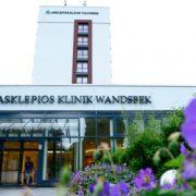 Asklepios Klinik Wandsbek Beitragsbild für die News