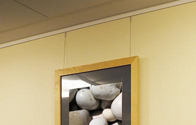 die verwendung von galerieschienen ist nur selten notwendig. Black Bedroom Furniture Sets. Home Design Ideas