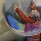 Beitragsbild Gemälde Impuls von Uwe Fehrmann