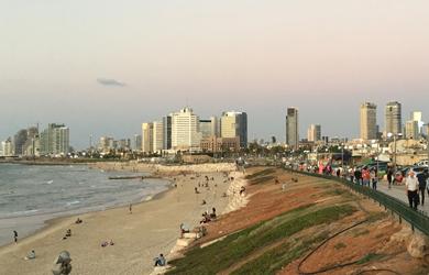Beitragsbild für News üer Tel Aviv