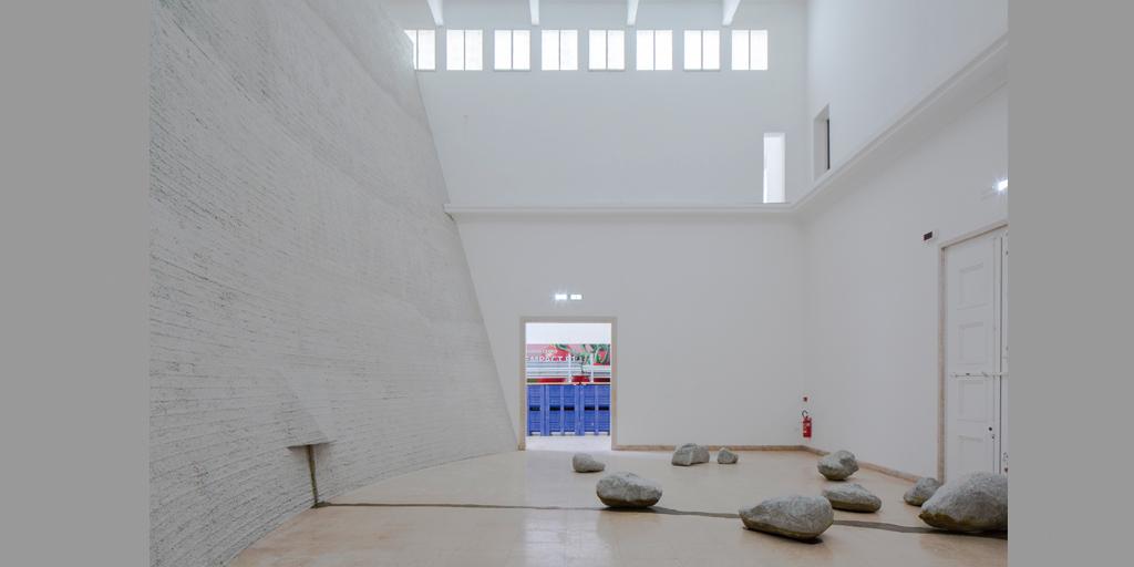 Biennale 2019 - natascha sder happelmann 03 ankersentrum german pavilion 2019 - Photo Jasper Kettner