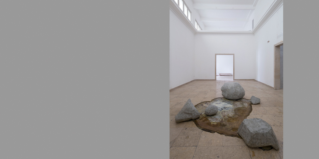 Biennale 2019 - natascha sder happelmann 12 ankersentrum german pavilion 2019 - Photo Jasper Kettner