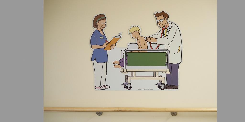 Illustration Untersuchung von Christian Schütte