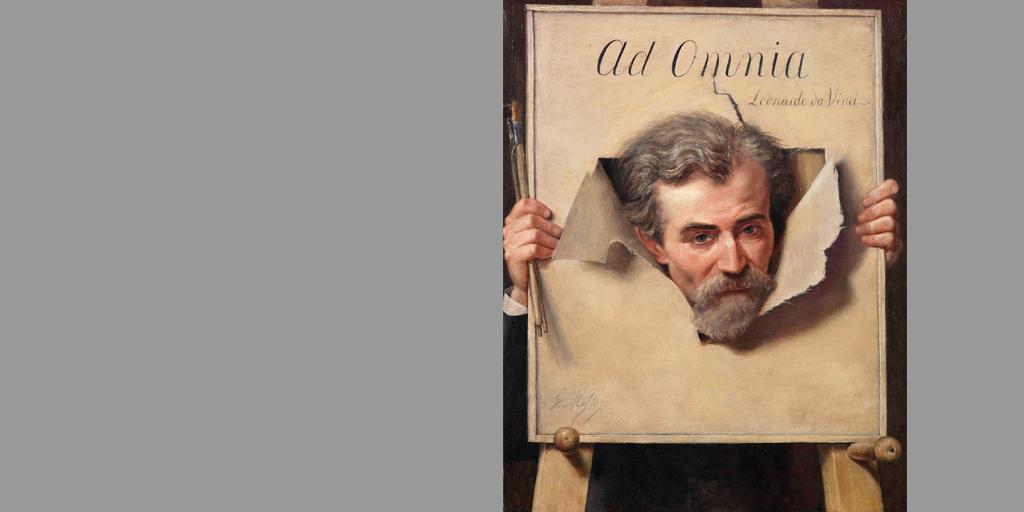 Kunsthalle München - Georges Mélièrs - Bildnis eines Mannes