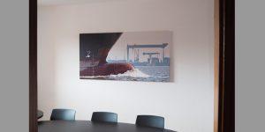 Fotodruck für Besprechungsraum MVZ Buntenskamp GmbH