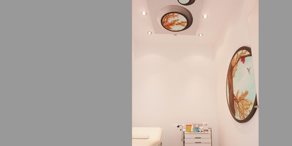 Wandgestaltung von Meike Kohls für MLL GmbH