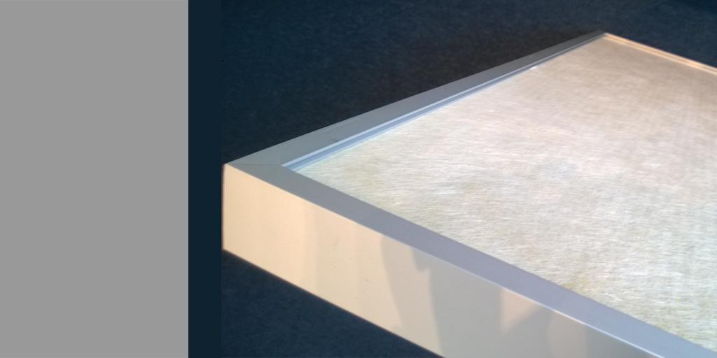 Rahmen für Textildruck
